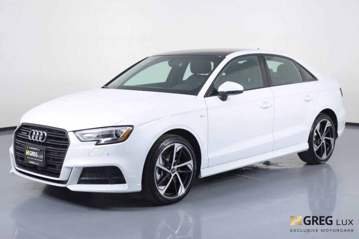2020 Audi A3 Sedan S line Premium #27