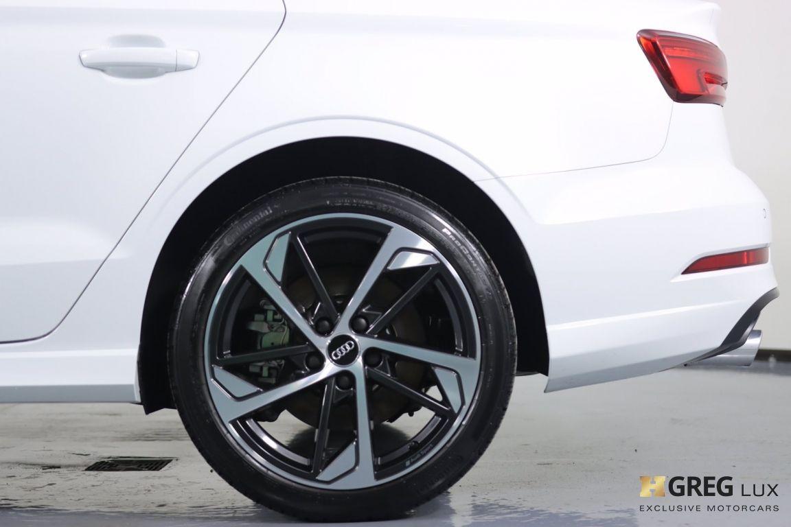 2020 Audi A3 Sedan S line Premium #25