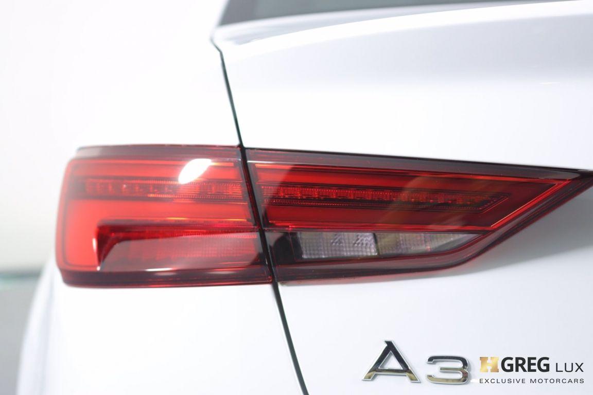 2020 Audi A3 Sedan S line Premium #17