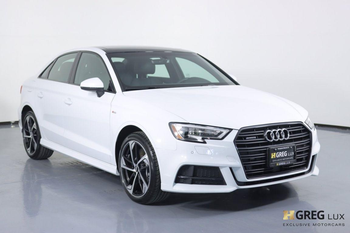 2020 Audi A3 Sedan S line Premium #9