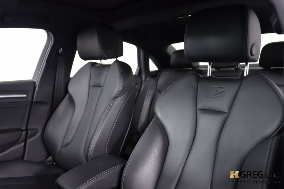 2020 Audi A3 Sedan S line Premium #2