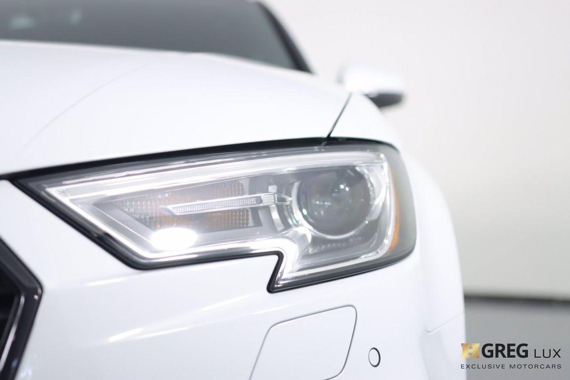 2020 Audi A3 Sedan S line Premium #5