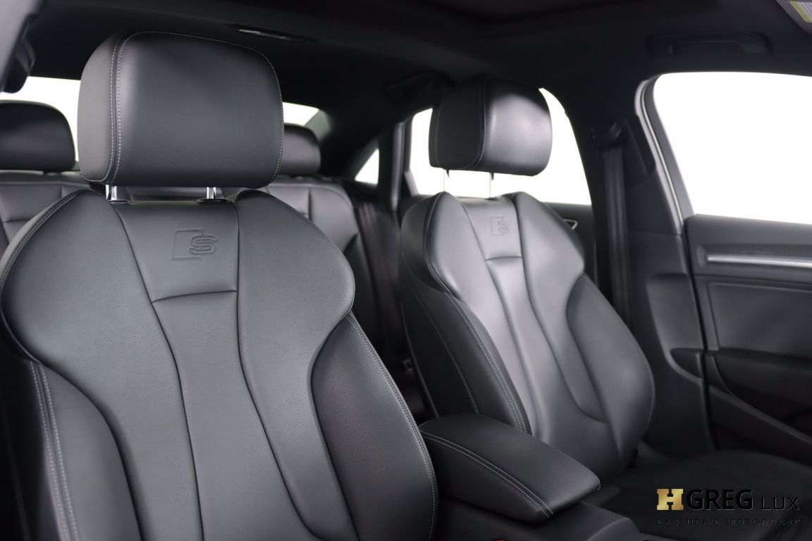 2020 Audi A3 Sedan S line Premium #33