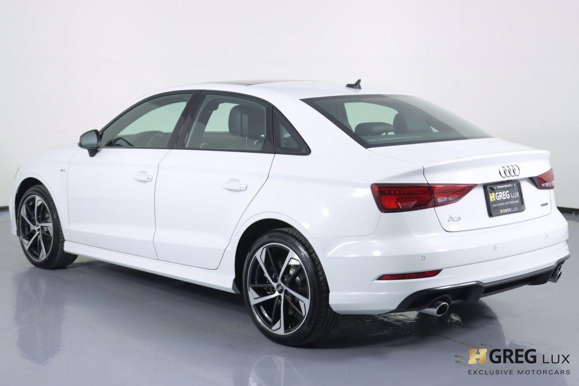 2020 Audi A3 Sedan S line Premium #21