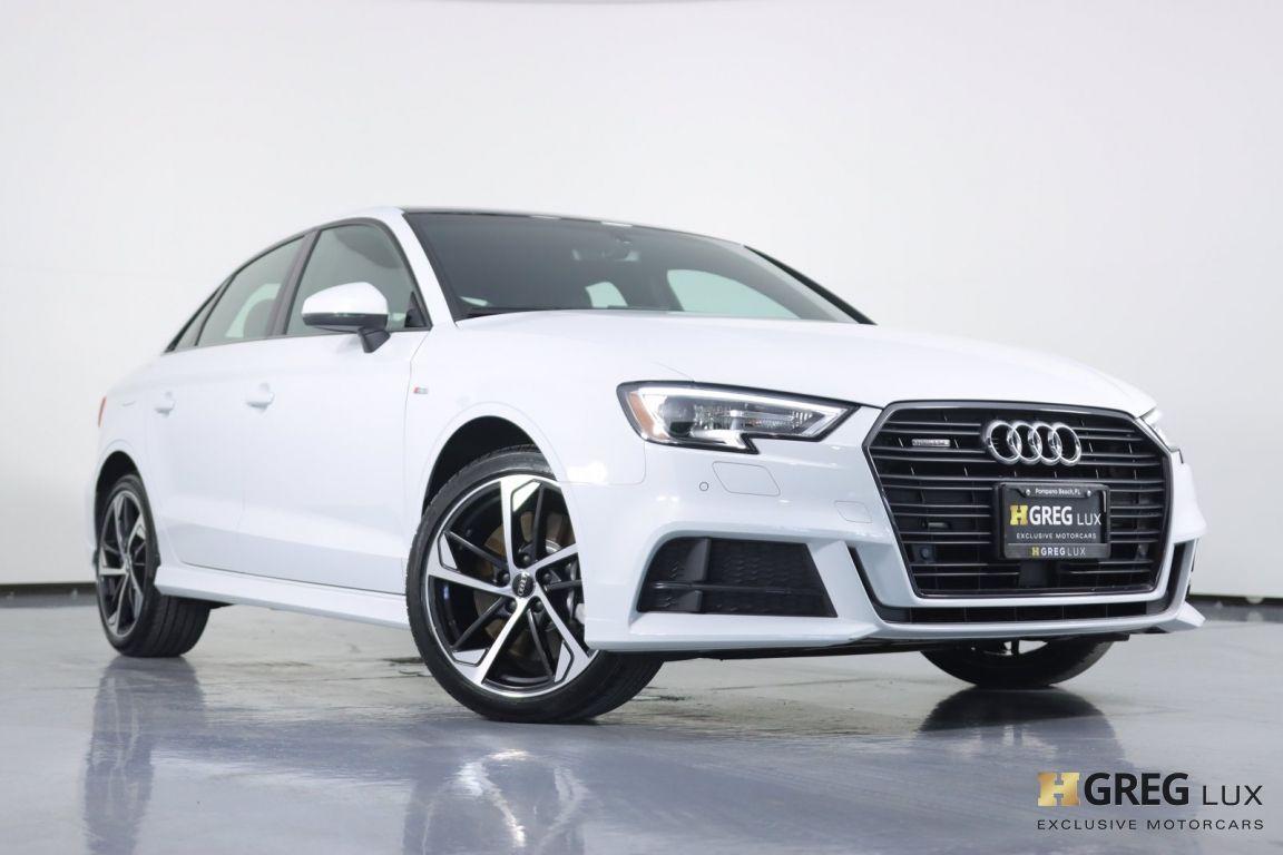 2020 Audi A3 Sedan S line Premium #28