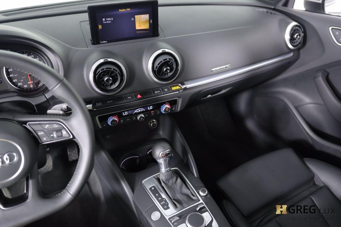 2020 Audi A3 Sedan S line Premium #43