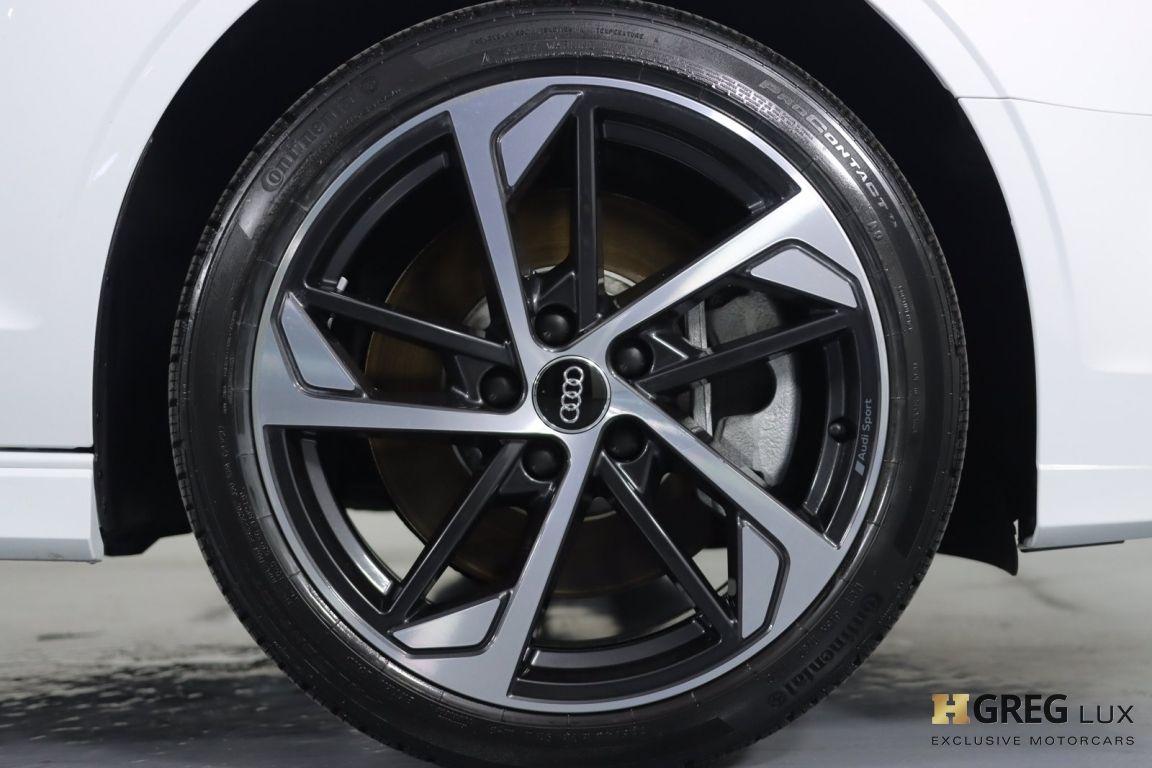 2020 Audi A3 Sedan S line Premium #12