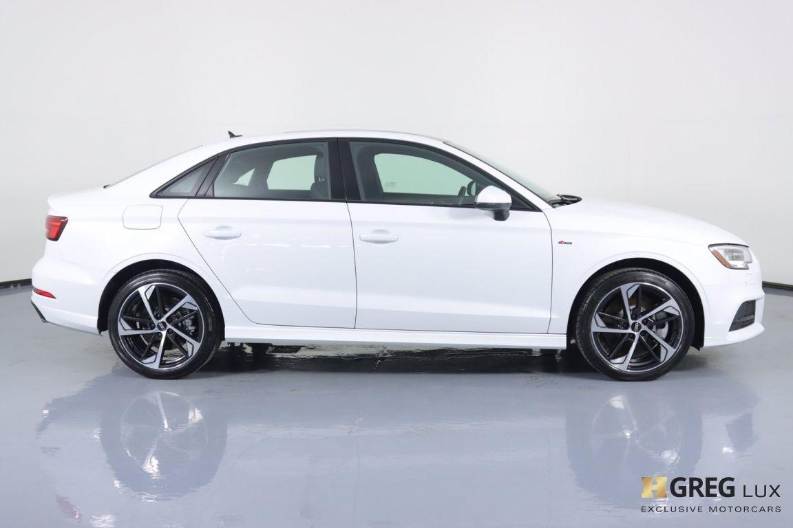 2020 Audi A3 Sedan S line Premium #10