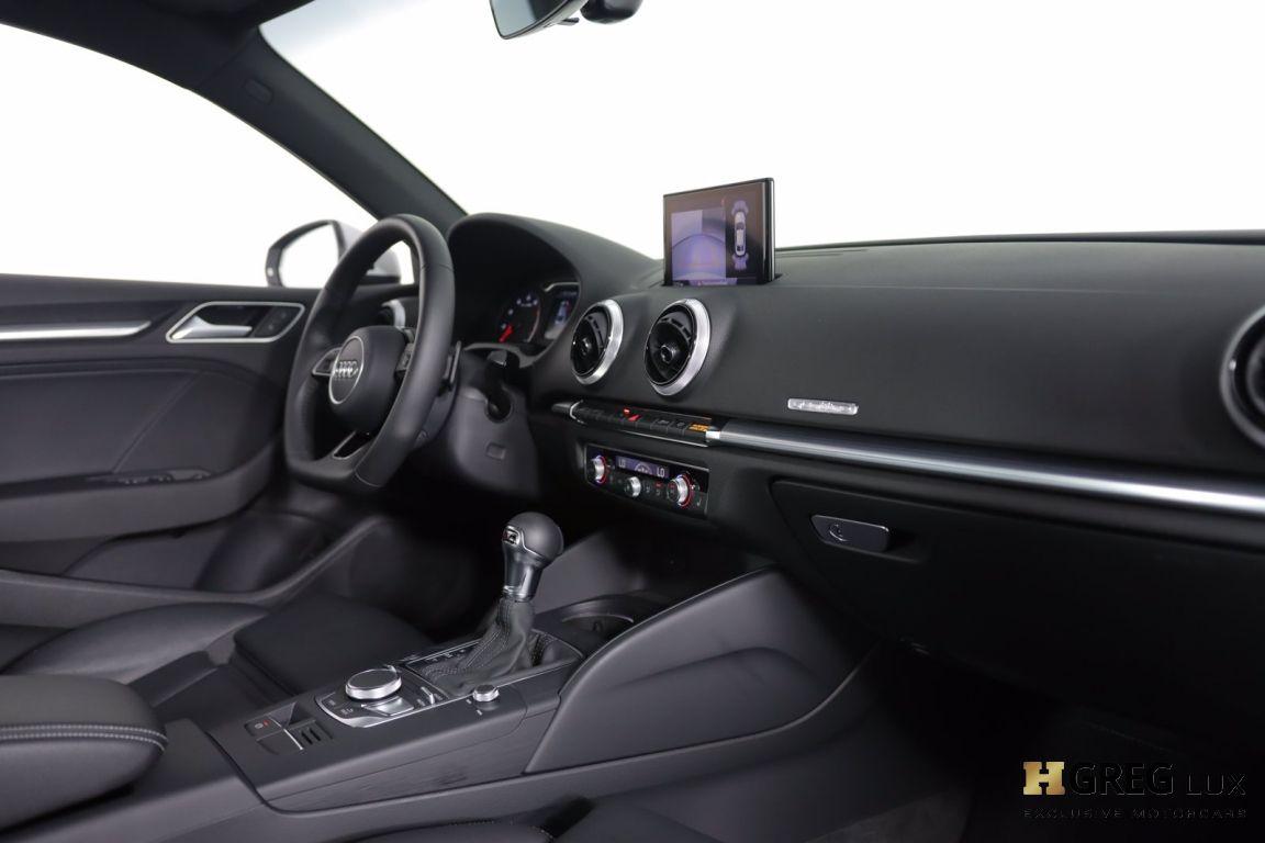 2020 Audi A3 Sedan S line Premium #29