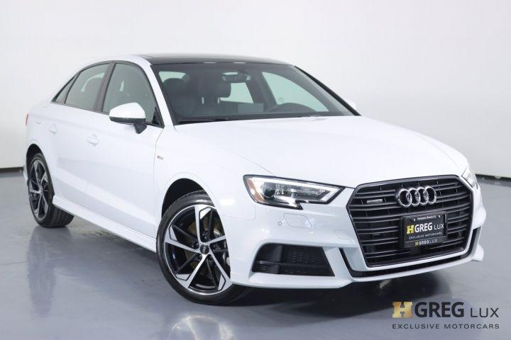2020 Audi A3 Sedan S line Premium #0