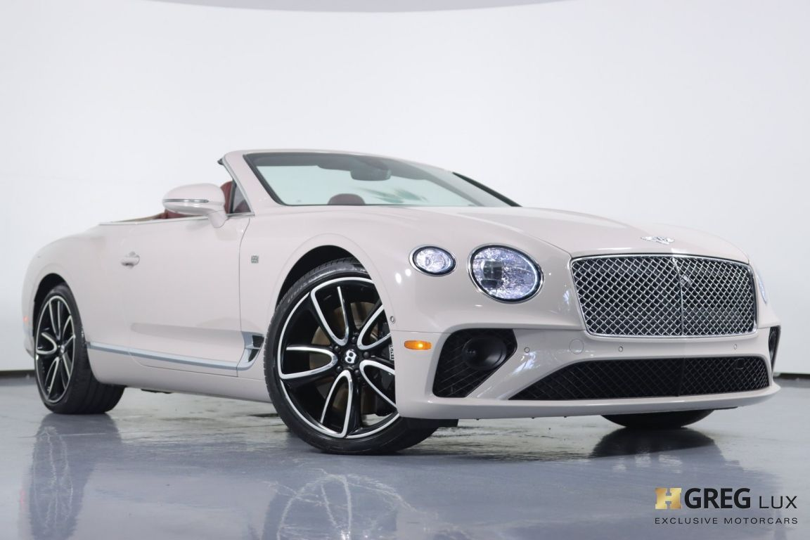 2020 Bentley Continental GT V8 First Edition #5