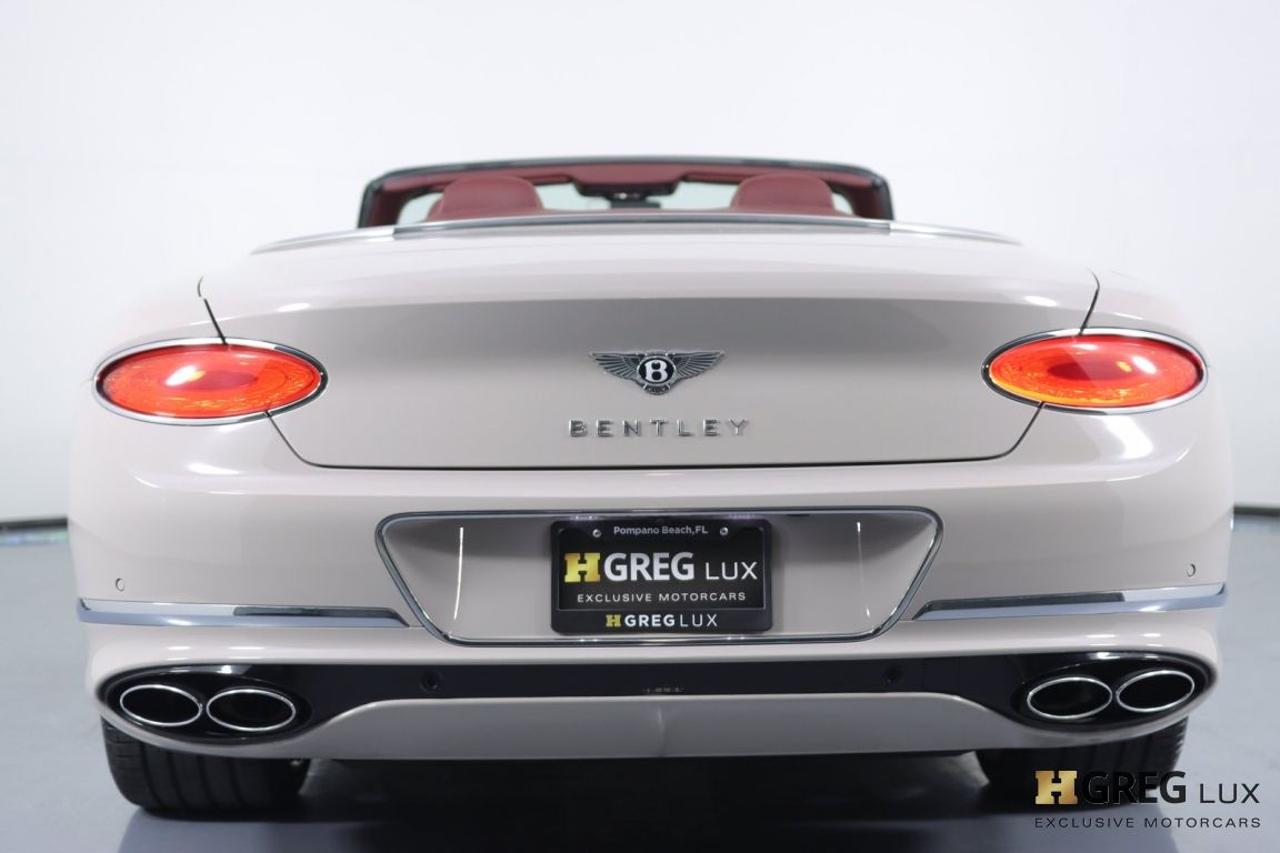 2020 Bentley Continental GT V8 First Edition #18