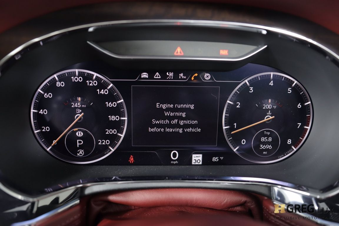 2020 Bentley Continental GT V8 First Edition #53