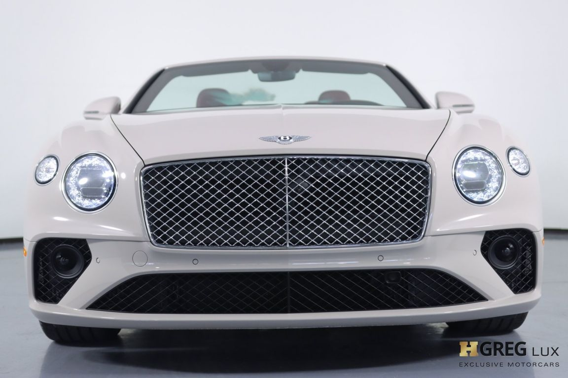 2020 Bentley Continental GT V8 First Edition #6