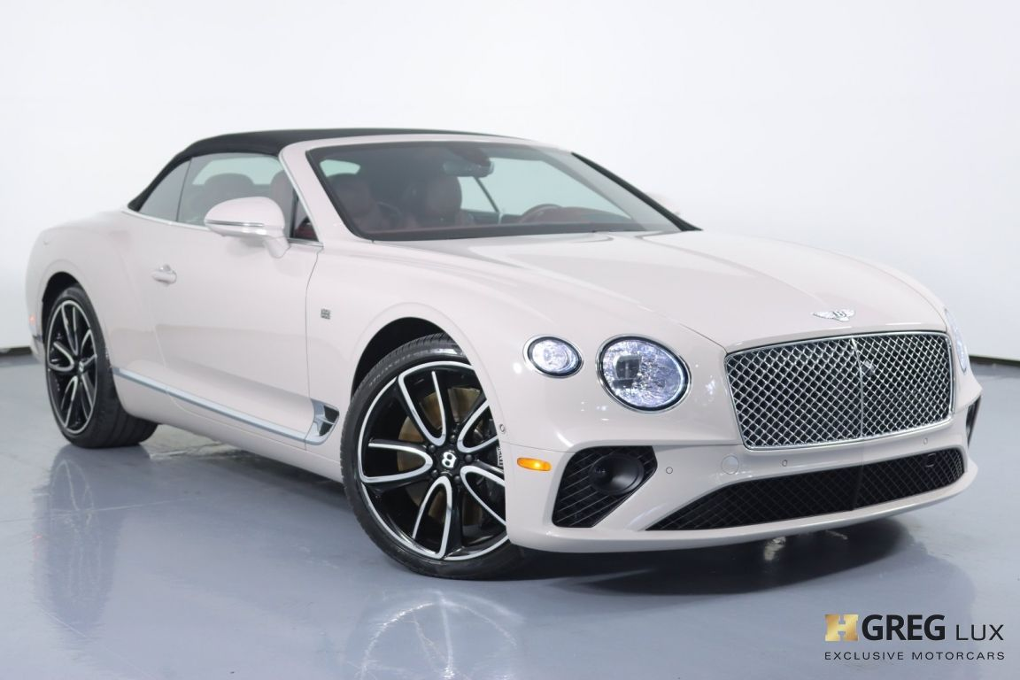 2020 Bentley Continental GT V8 First Edition #3
