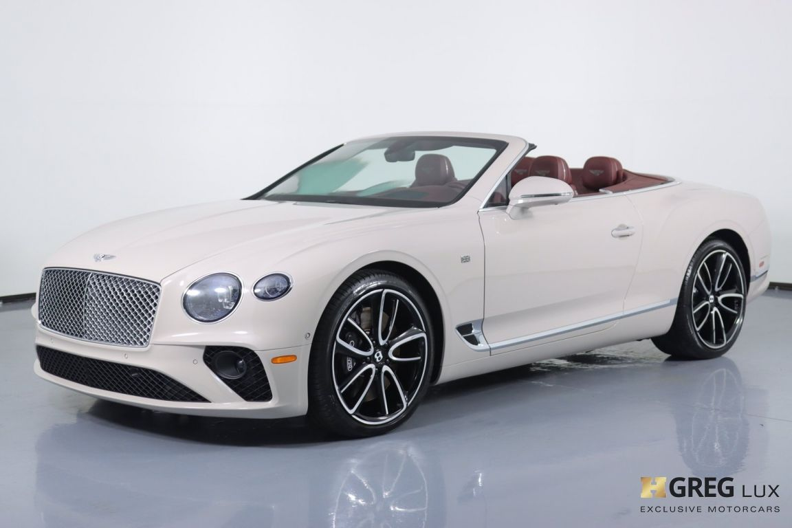 2020 Bentley Continental GT V8 First Edition #28