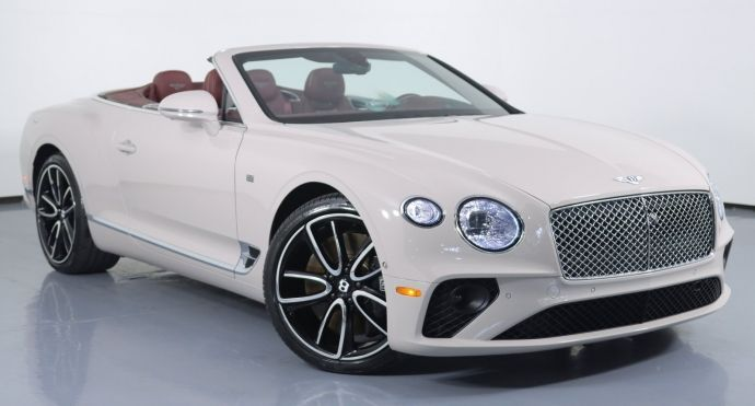 2020 Bentley Continental GT V8 First Edition #0