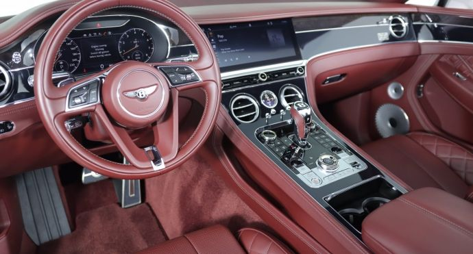 2020 Bentley Continental GT V8 First Edition #1
