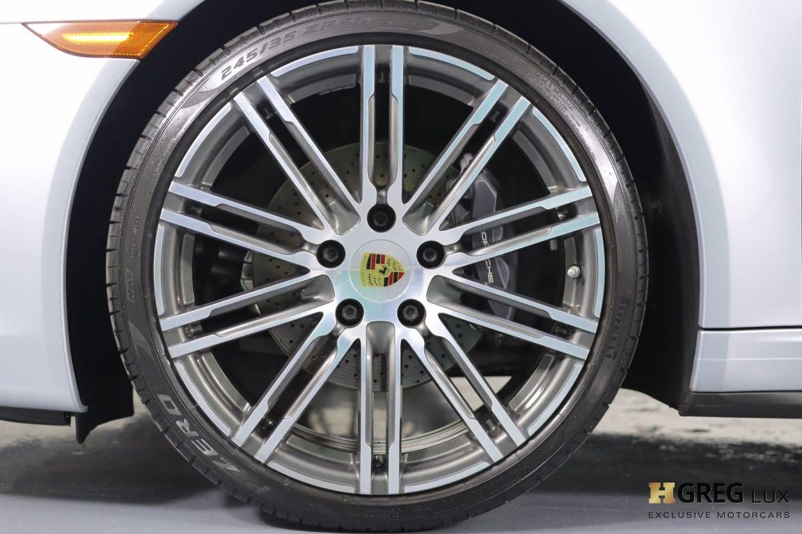 2015 Porsche 911 Targa 4 #26