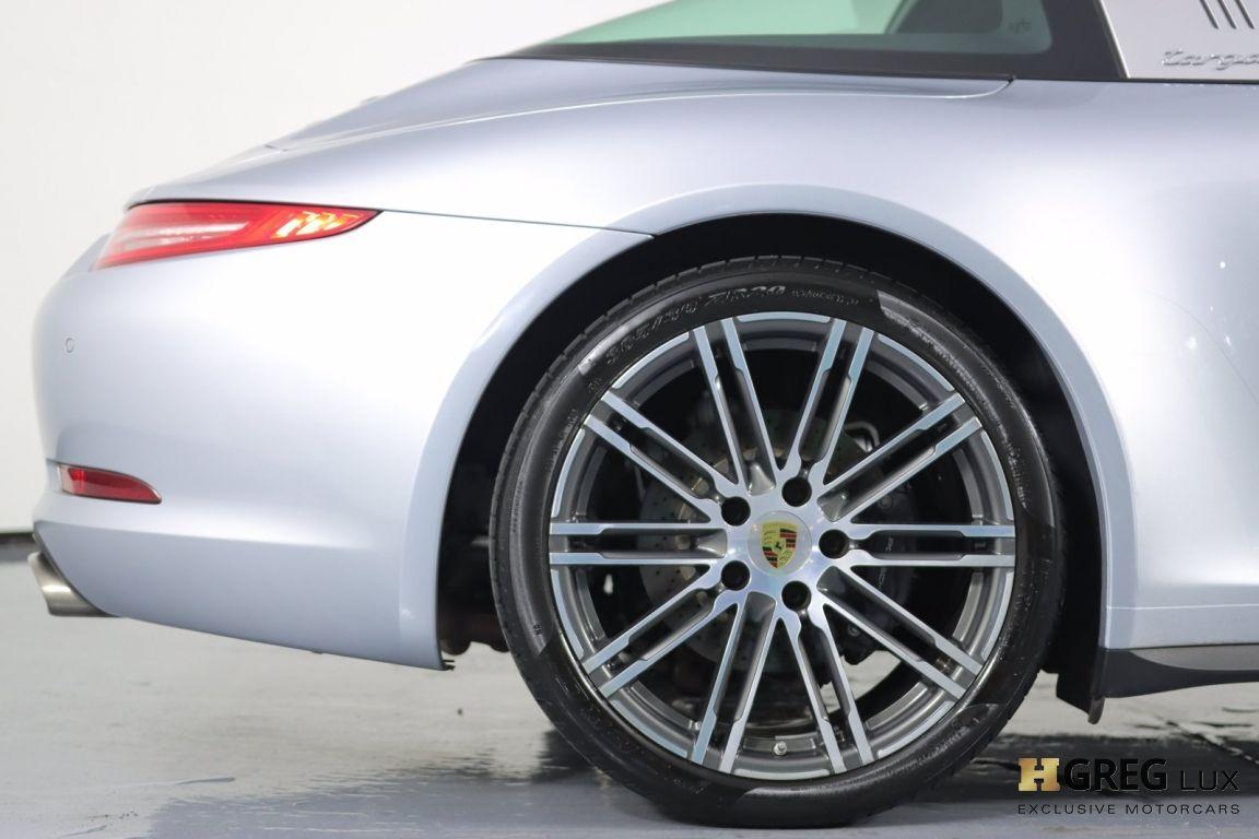 2015 Porsche 911 Targa 4 #16