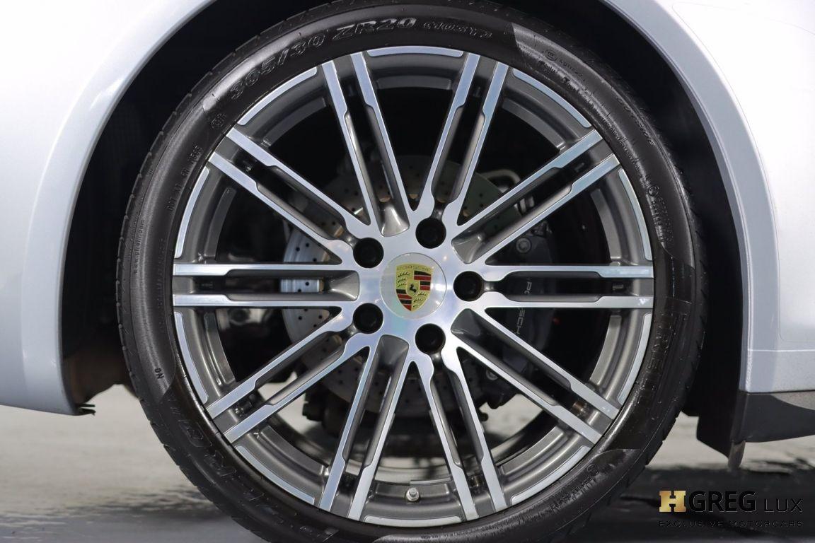 2015 Porsche 911 Targa 4 #17