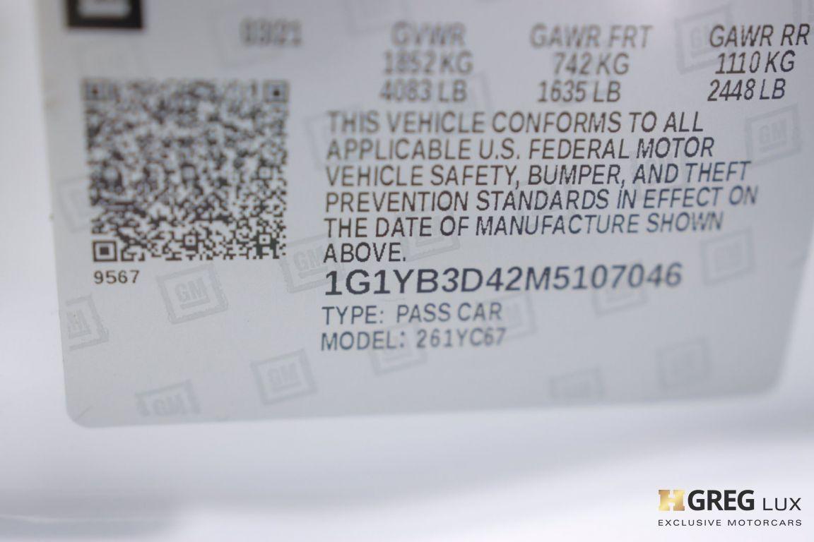 2021 Chevrolet Corvette 2LT #52