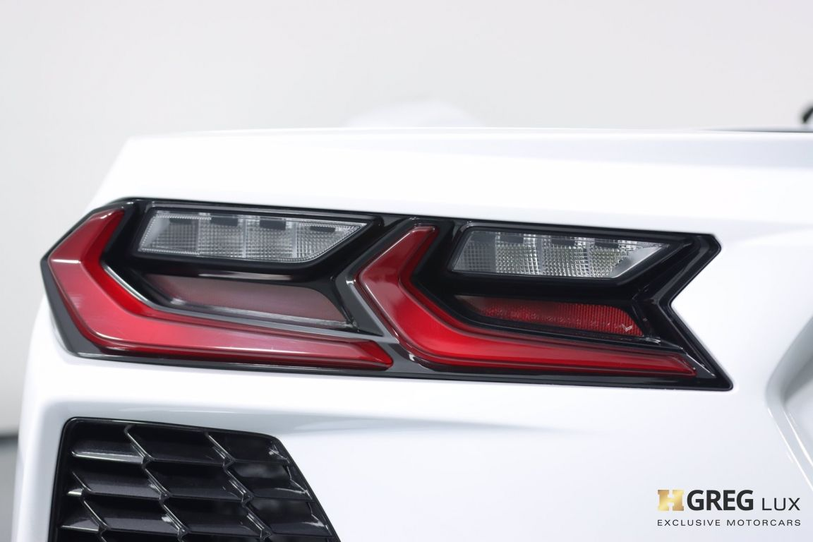 2021 Chevrolet Corvette 2LT #21