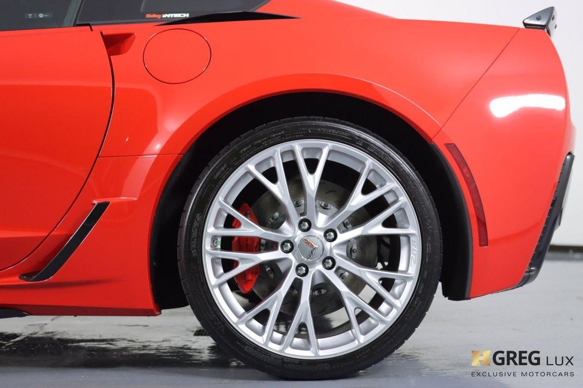 2017 Chevrolet Corvette Z06 1LZ #27