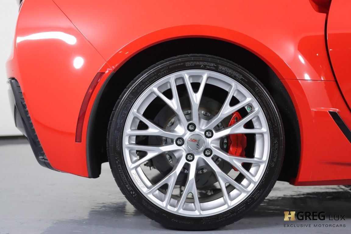 2017 Chevrolet Corvette Z06 1LZ #16