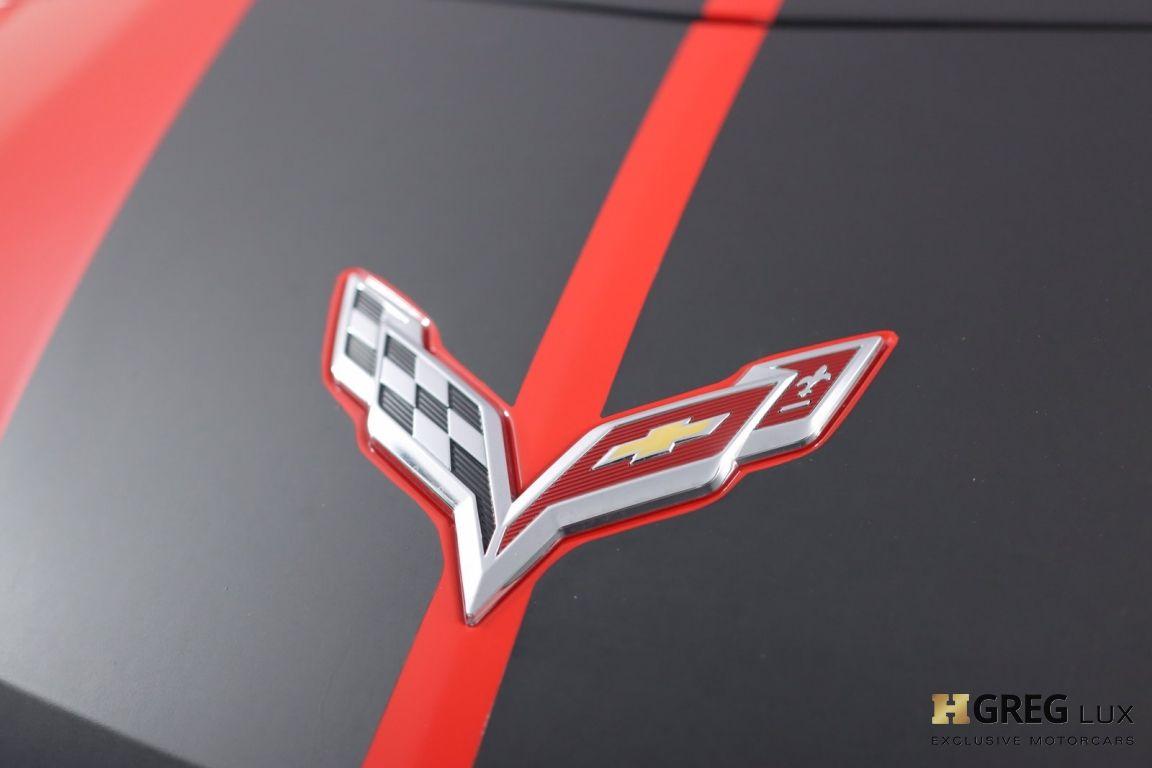 2017 Chevrolet Corvette Z06 1LZ #9