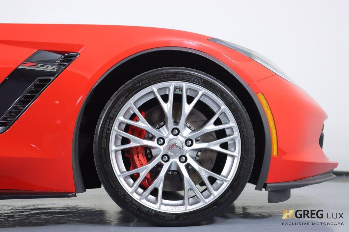2017 Chevrolet Corvette Z06 1LZ #14