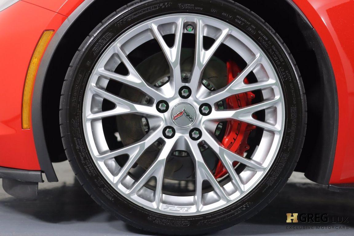 2017 Chevrolet Corvette Z06 1LZ #26