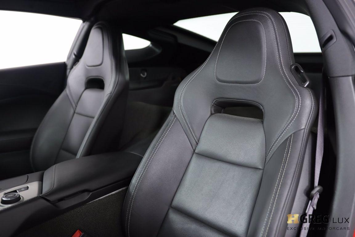 2017 Chevrolet Corvette Z06 1LZ #2