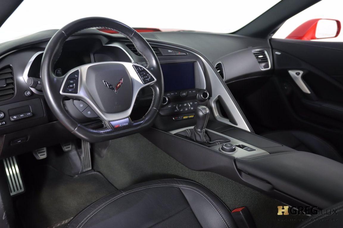 2017 Chevrolet Corvette Z06 1LZ #1