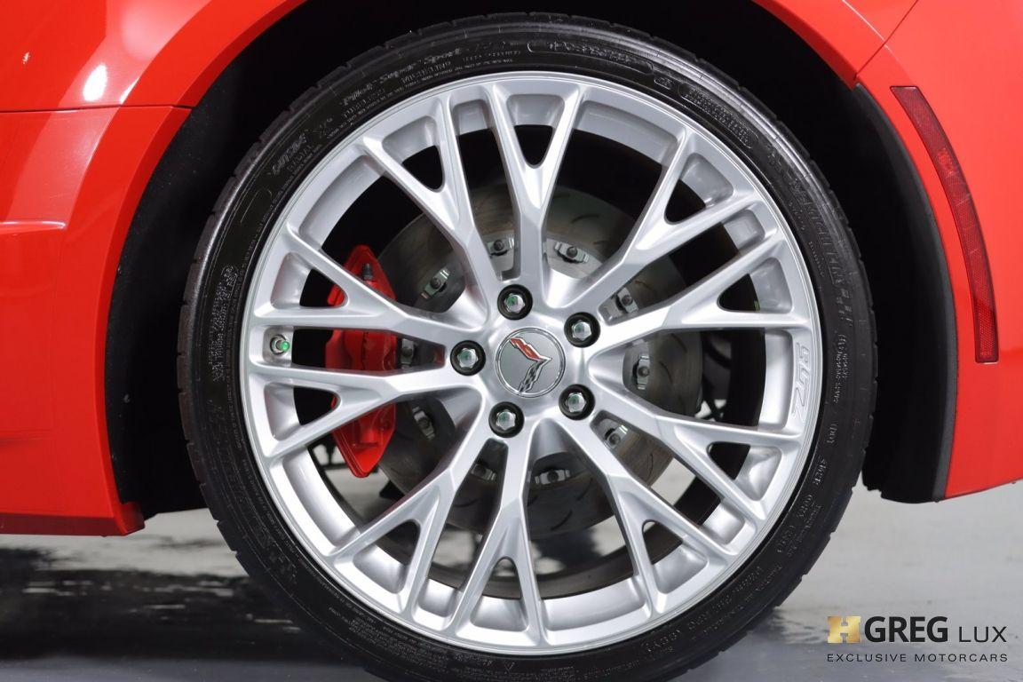 2017 Chevrolet Corvette Z06 1LZ #28