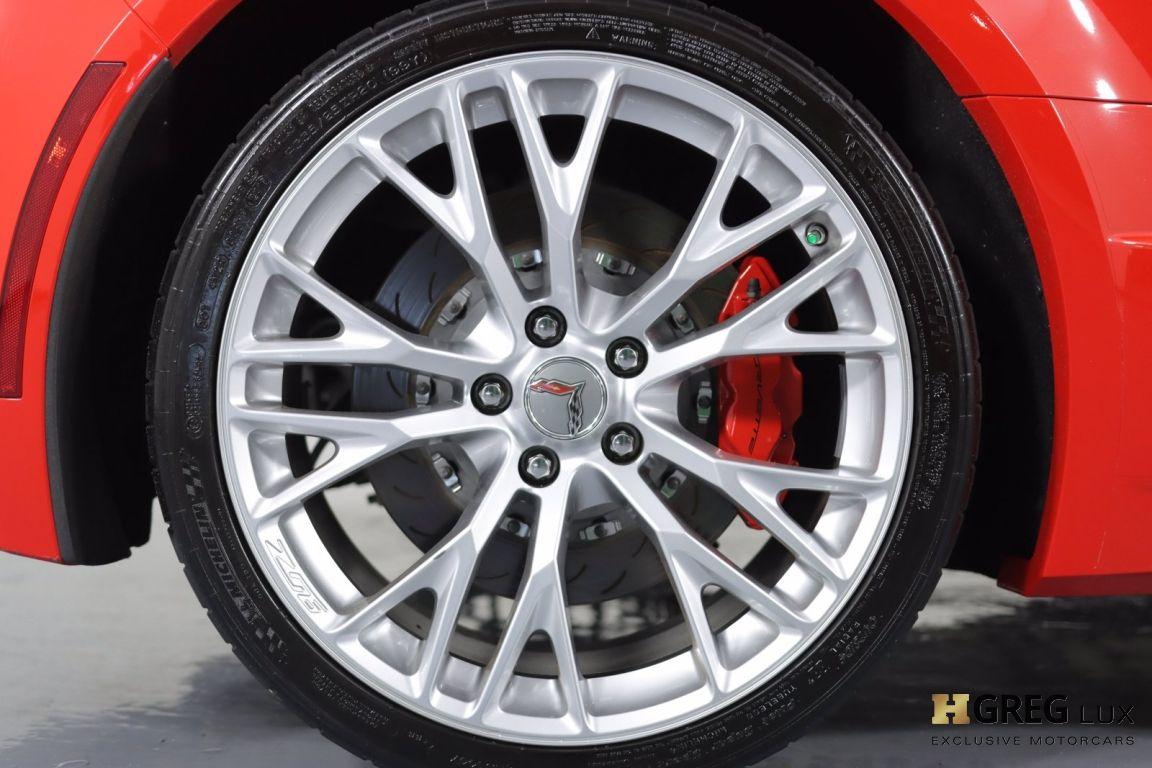 2017 Chevrolet Corvette Z06 1LZ #17