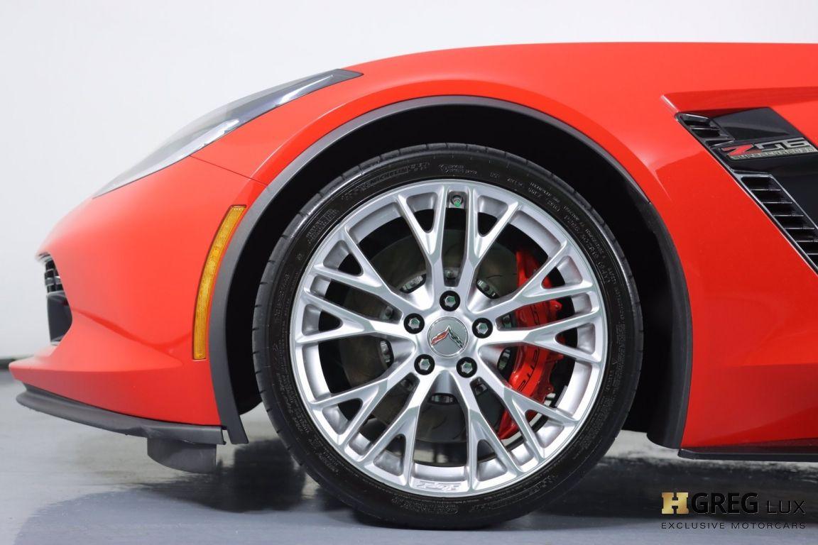 2017 Chevrolet Corvette Z06 1LZ #25