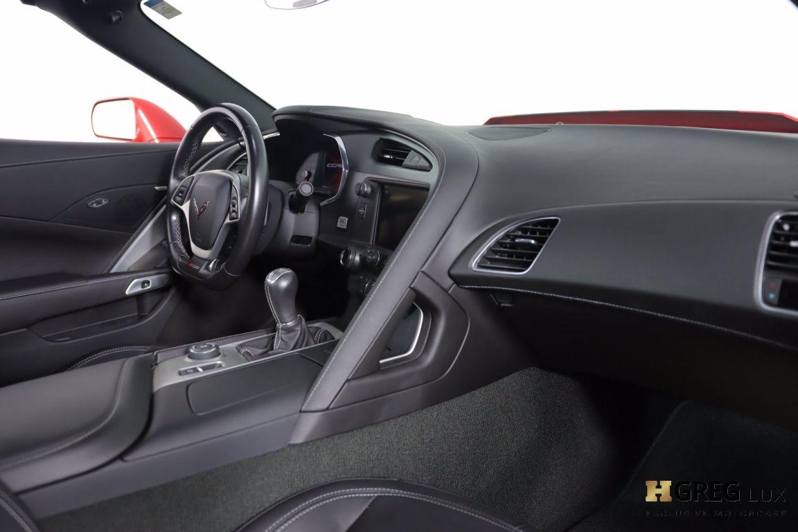 2017 Chevrolet Corvette Z06 1LZ #46