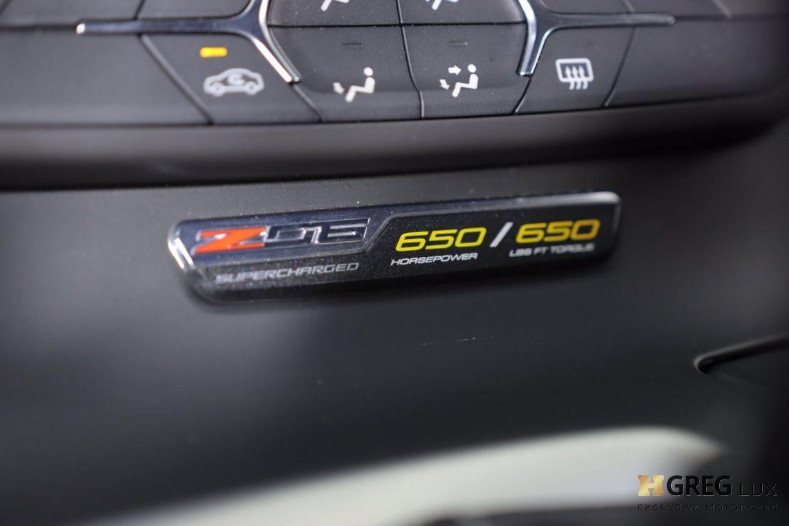 2017 Chevrolet Corvette Z06 1LZ #39