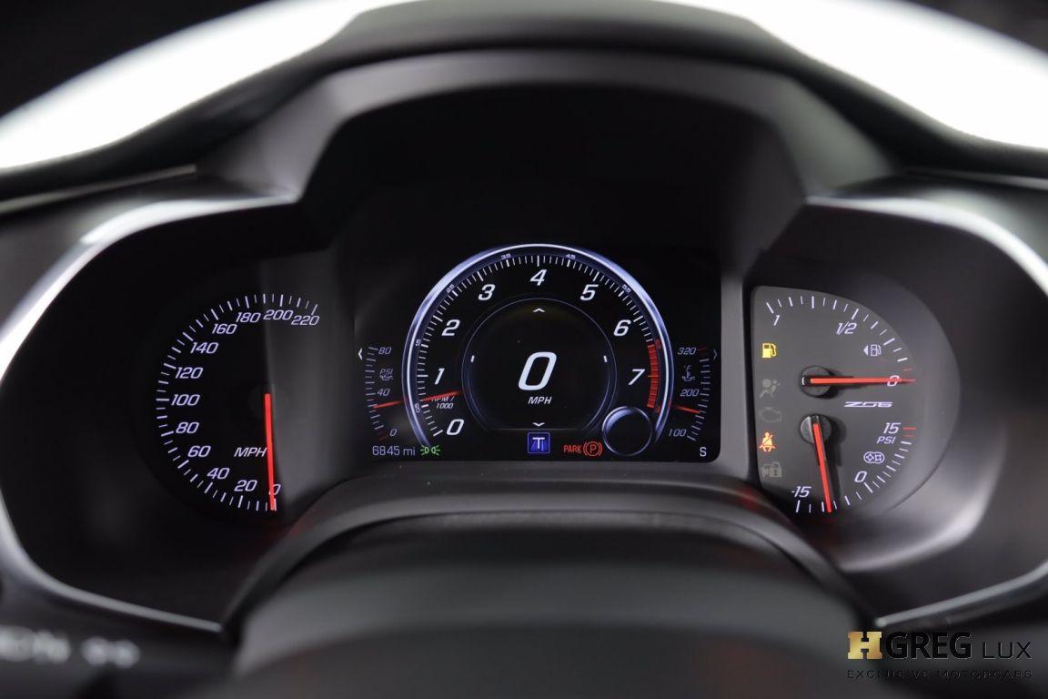 2017 Chevrolet Corvette Z06 1LZ #42