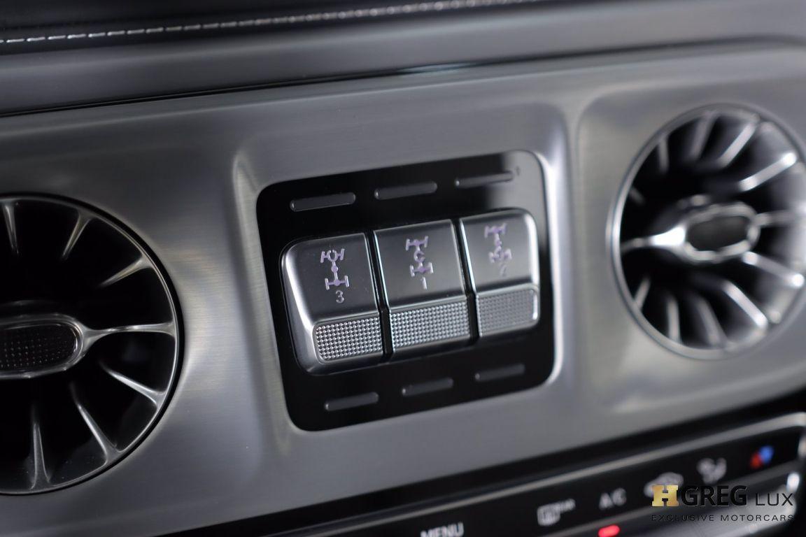 2020 Mercedes Benz G Class AMG G 63 #43