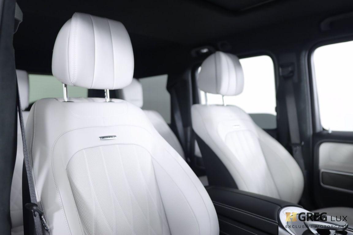 2020 Mercedes Benz G Class AMG G 63 #31
