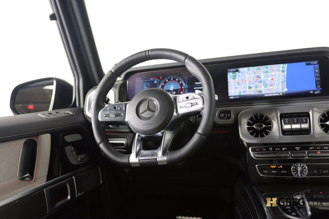 2020 Mercedes Benz G Class AMG G 63 #54