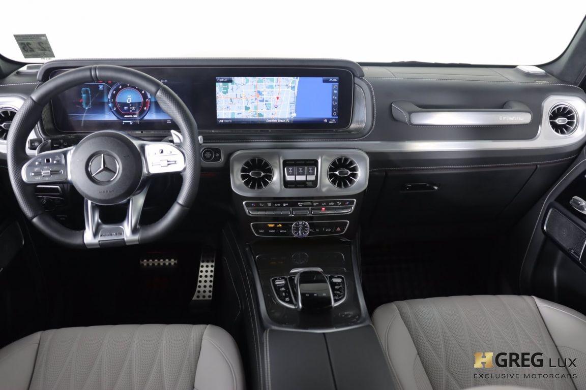 2020 Mercedes Benz G Class AMG G 63 #53