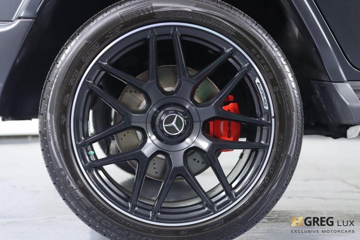 2020 Mercedes Benz G Class AMG G 63 #13
