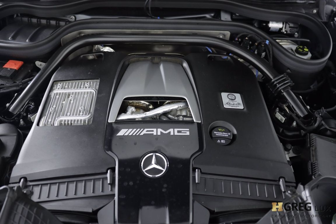 2020 Mercedes Benz G Class AMG G 63 #60