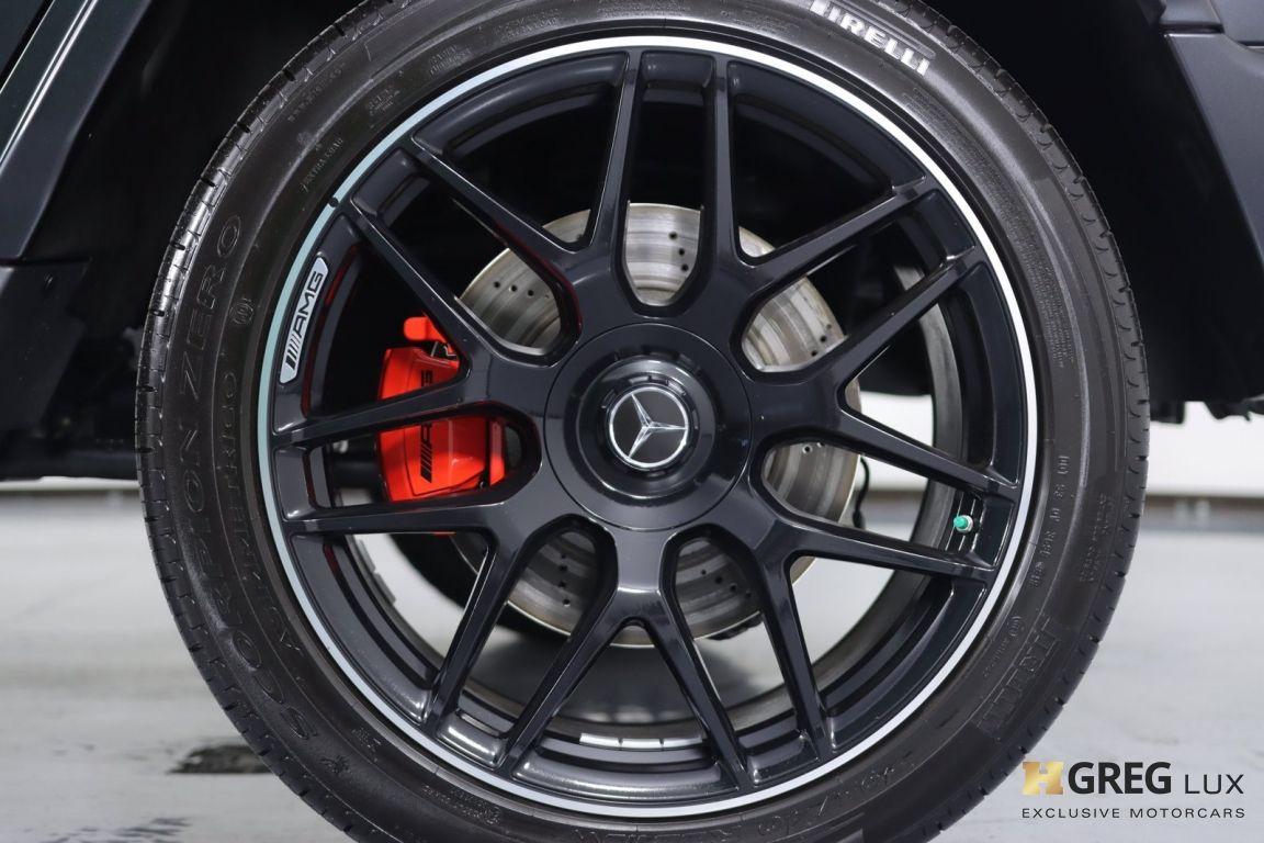 2020 Mercedes Benz G Class AMG G 63 #25