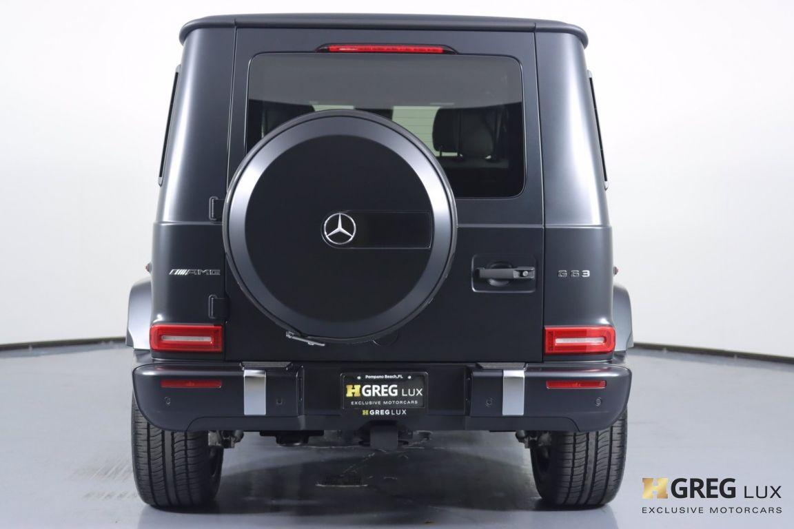 2020 Mercedes Benz G Class AMG G 63 #15
