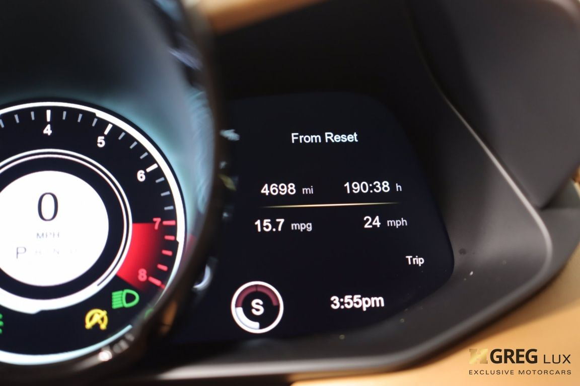 2020 Aston Martin Vantage  #45