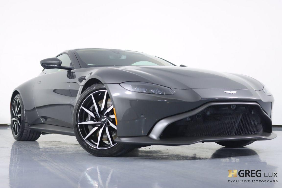 2020 Aston Martin Vantage  #27